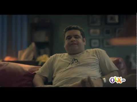 "Olx.in 2013 New Commercial - ""Tv ko Olx ..."