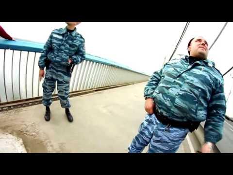 Лучший руфер Украины Мустанг