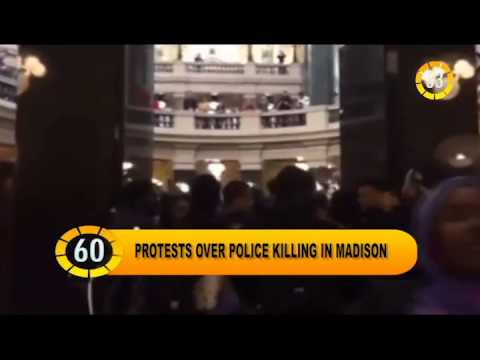 In 60 Seconds: Protests over police killing in Madison