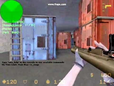 Nowy Serwer cs 1.6 Cod Mod swat-skill [trudny] [200lvl]