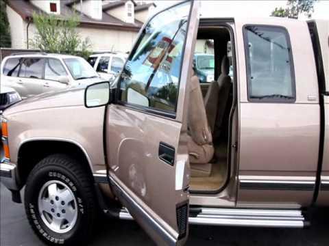 1995 Chevy Silverado Interior 1995 Chevy Silverado 1500 Z71