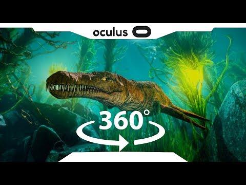 kraken Unleashed VR Roller Coaster 360 4K