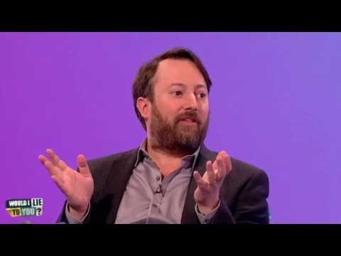 David Mitchell's Earmuffs - Would I Lie to You? [HD]