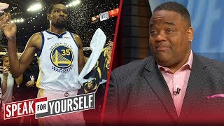Kevin Durant might be the true challenger to MJ's throne — Jason Whitlock | NBA | SPEAK FOR YOURSELF