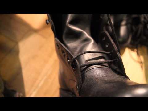 Берцы «Спецназ» без подкладки (юфтевые) | 4880руб. ($73)