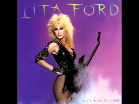 Lita Ford - Die For Me Only (Black Widow)