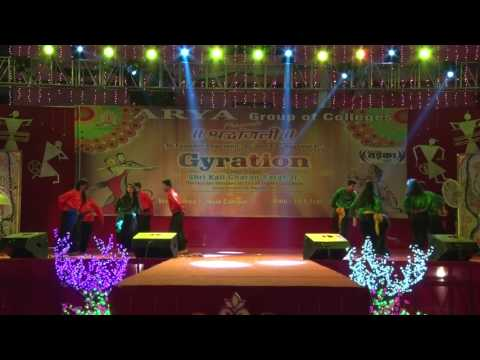 Performance on journey of india