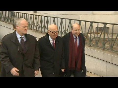 Murdoch agrees divorce settlement from third wife
