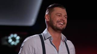 The Voice 2016 Blind Audition   Justin Whisnant  Ain't Worth the Whiskey