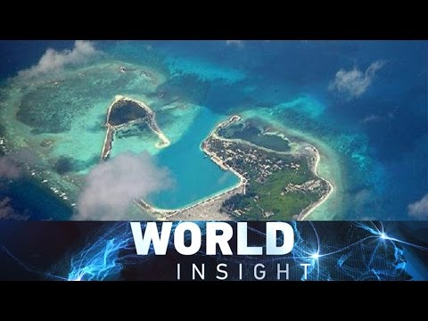 World Insight 06/10/2016 South China Sea dispute; Role of philanthropy