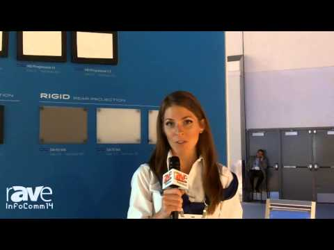 InfoComm 2014: Da-Lite Features 4K Projection Surfaces