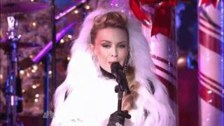 Kylie Minogue - Santa Baby (Live Christmas in Rockefeller Center 30 Nov 2010)