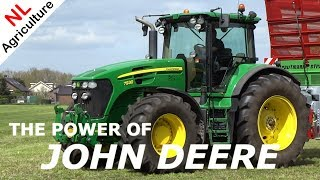 The power of JOHN DEERE in the Netherlands | Part 2.