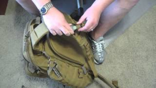 Part 3 Emergency Get Home Bag BOB SHTF Bag & Contents