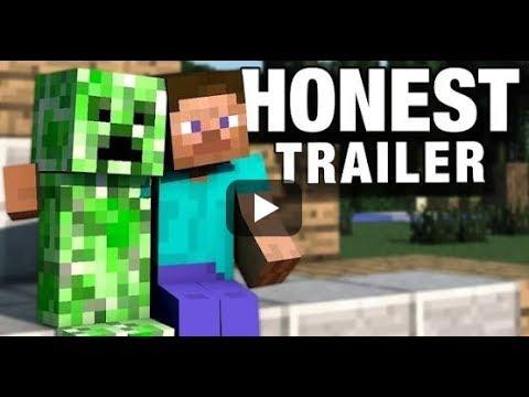 Minecraft (Honest Game Trailer) - Kid Friendly