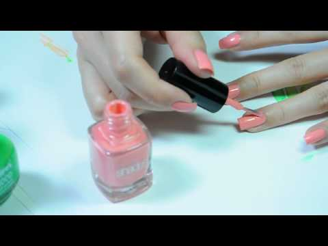 Nail Polish Application Tutorial