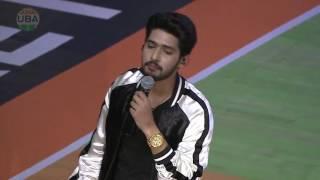 Armaan Malik Performs at the UBA India Finals