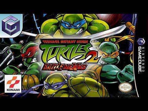 Teenage Mutant Ninja Turtles 2: Battle Nexus Википедия