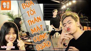 Full: ĂN TỐI cùng OSAD có gì vui? Hường Bearr - Winner cuộc thi cover Củ Lạc