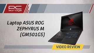PC Garage – Video Review Laptop ASUS Gaming 15.6'' ROG New ZEPHYRUS M