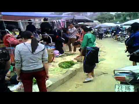 Phiên chợ vùng cao Hoàng Su Phì, Hà Giang