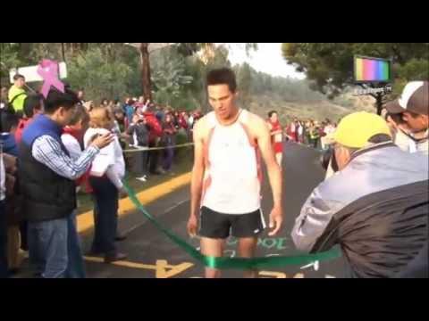 "Ecatepec participa en ""Carrera Atlética 5K Sierra de Guadalupe"" en el municipio de Coacalco"