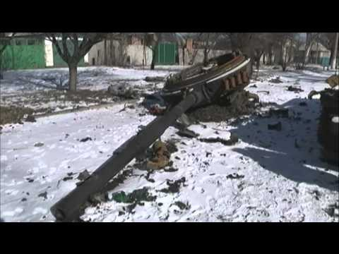 Ukraine loses key town of Debaltseve to separatists despite cease-fire