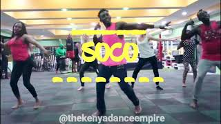STARBOY - SOCO ft. WIZKID (Official Dance Cover)