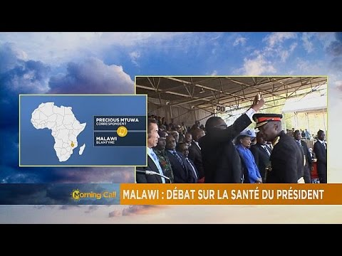 More questions as Malawian president Peter Mutharika returns [The Morning Call]