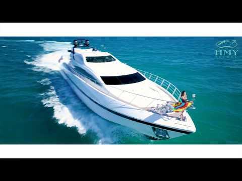 Stunning Yacht Video - U Wish - 2011 105' Mangusta Motor Yacht