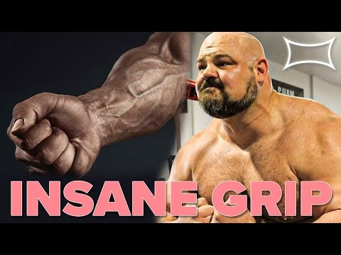 Grip Work with The World's Strongest Man