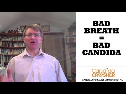 Bad Breath And Bad Candida