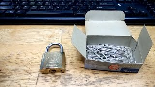 ????????- Pick Lock with Gem Clips