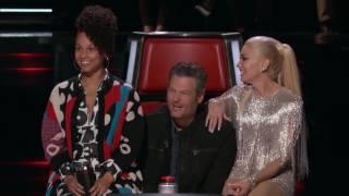 Voice USA Funny Moments (Season- 12)