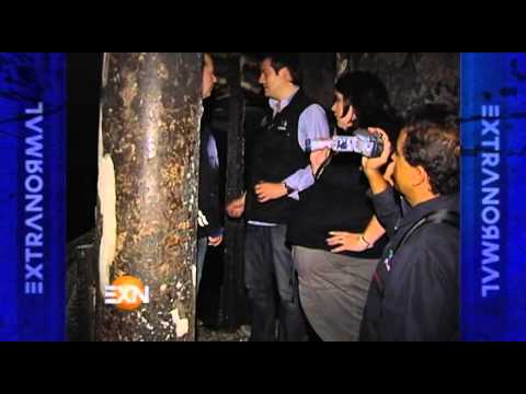MACABRA INVESTIGACIÓN EN LA CHINESCA MEXICALI | EXTRANORMAL
