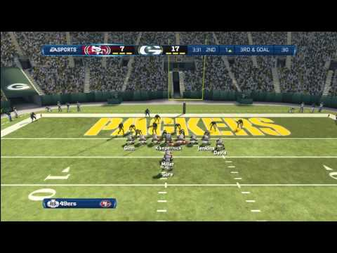 Madden 13 Gameplay : HOT 19 Game Winning STREAK!! | Madden 13 OFFENSE DOMINATION
