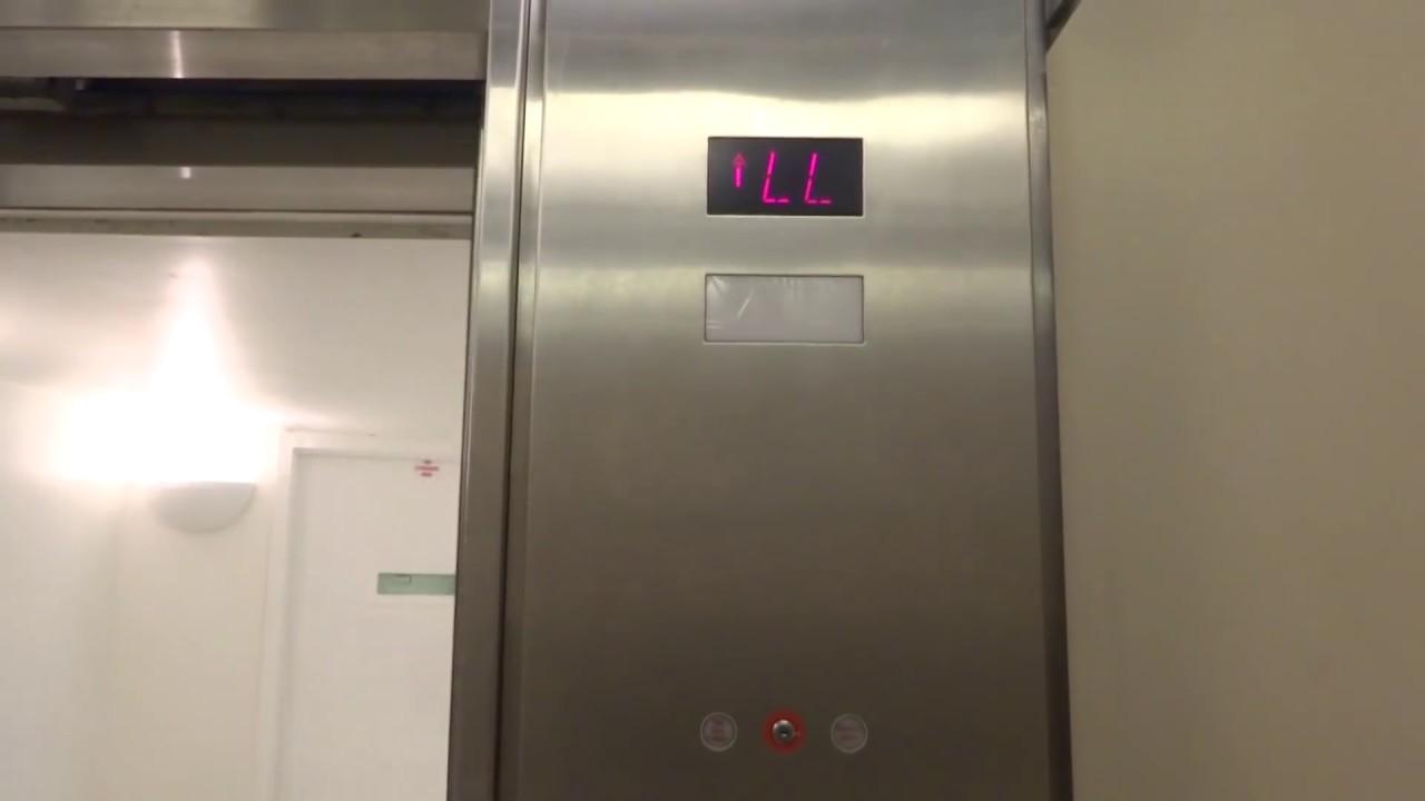 Roaring Westinghouse Schindler Elevator Bloomingdales