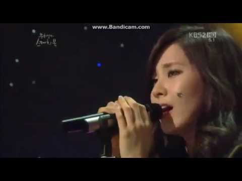 120601 SNSD-TTS _ TaeTiSeo - Take A Bow (TaeYeon), Jack (SeoHyun) & Rolling In The Deep (Tiffany)