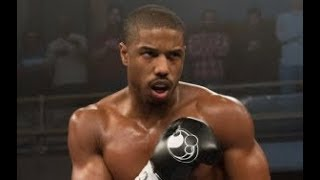 Michael B. Jordan Comes Back to Fight in First 'Creed II' Poster