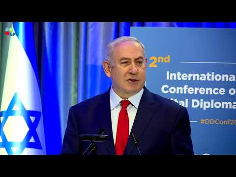 PM Netanyahu's Remarks at the 2nd International Conference on Digital Diplomacy