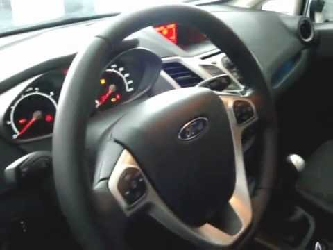 Ford Fiesta Kinetic Design Titanium 2012 0km Blanco
