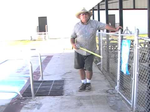 Swimming Pool Builder / Contractor, Augusta Aquatics - Swimming Pool Deck Issues Part 2