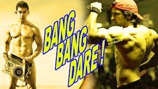 Hrithik Roshan CHALLENGES Aamir Khan To Take Transistor Off  - Bang Bang Dare - #BangBangDare