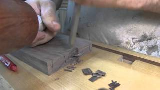 Half-Blind Dovetail Kerf Extender with Rob Cosman