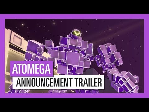 ATOMEGA - Official Announcement Trailer