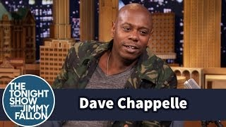 Dave Chappelle Describes His First Encounter with Kanye West  6/14/14 (Celebrity)