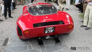 Alfa Romeo Tipo 33 Stradale Sound @ Villa D'Este 2011