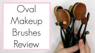 download lagu Oval Makeup Brushes Review: First Impression & Demo  gratis