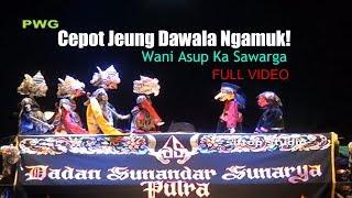 WAYANG GOLEK Ngalucu Dalang DADAN SUNANDAR SUNARYA - Putra Giri Harja 3 (Full Video)