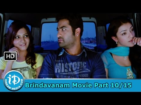Brindavanam Movie Part 1015 - Jr NTR Samantha Kajal Agarwal